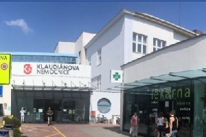 Klaudiánová nemocnice, Mladá Boleslav